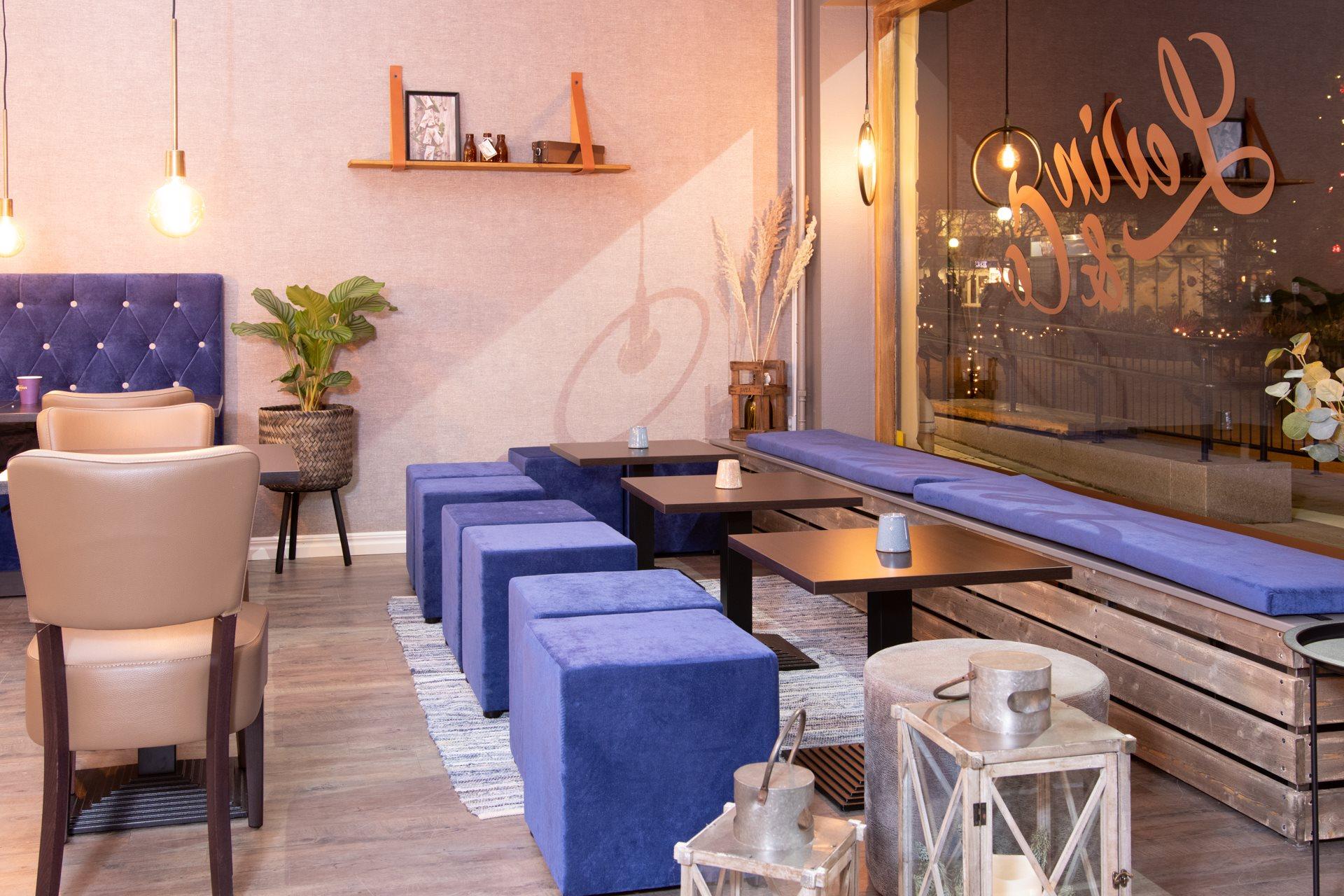 Café, bar och bistro