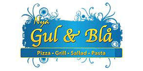 Pizzeria Nya Gul och Blå